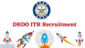 ITR Recruitment