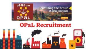 OPaL Recruitment