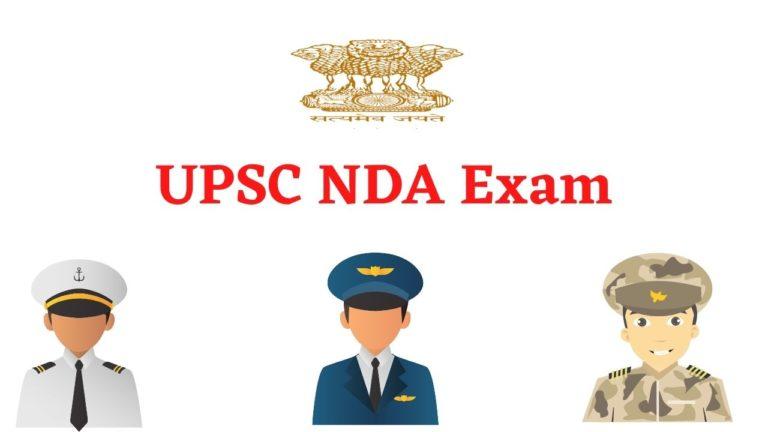 UPSC NDA Exam