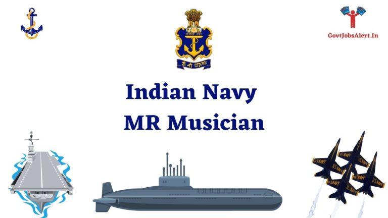 Indian Navy MR Musician