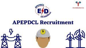 APEPDCL Recruitment