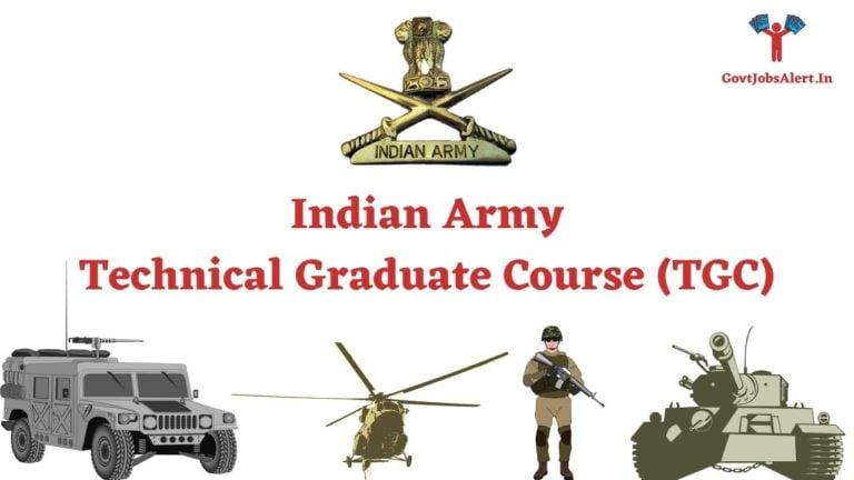 Indian Army TGC