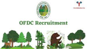 OFDC Recruitment