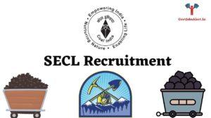 SECL Recruitment