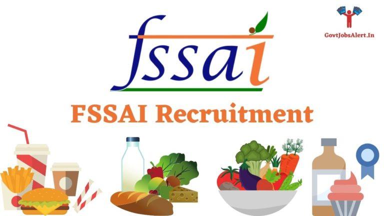 FSSAI Recruitment