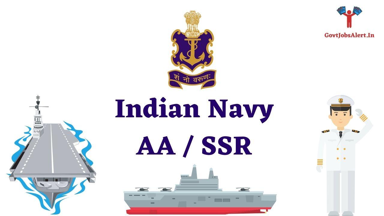 Indian Navy AA SSR